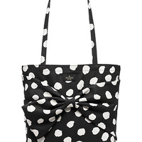 on purpose canvas tote