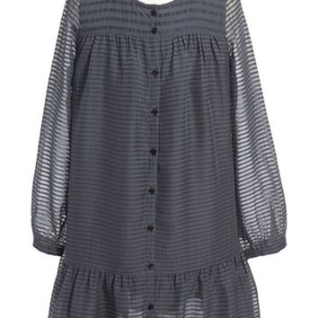 Girl's Burberry 'Elita' Dress,