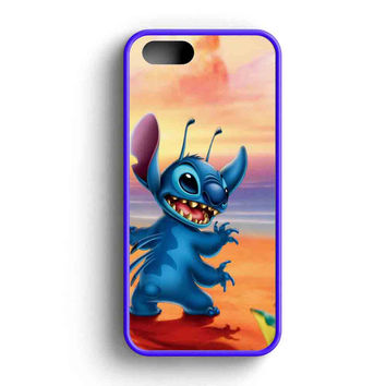 Disney Stitch And Lilo Best Friend Couple Right Case iPhone 5 Case iPhone 5s Case iPhone 5c Case