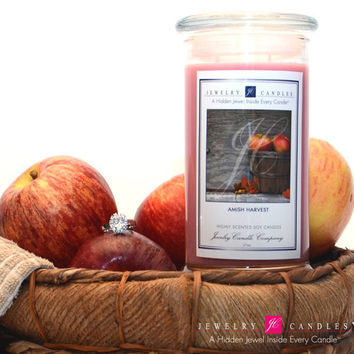 Amish Harvest Jewelry Candle