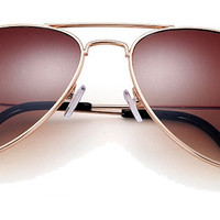 Fashion Aviator Sunglasses Women  Brand Designer Male Sun Glasses For Women
