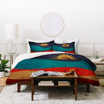 Viviana Gonzalez Color Under The Sun I Duvet Cover
