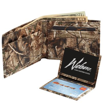 REALTREE AP™ CAMO LEATHER Billfold