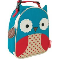 Skip Hop Zoo Lunchie Insulated Lunch Bag, Owl:Amazon:Baby
