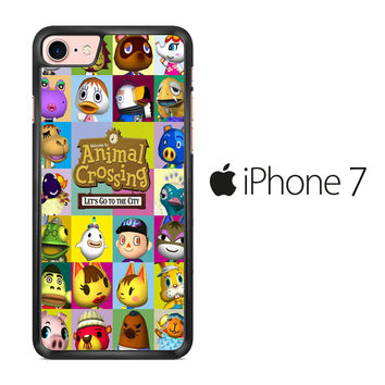 Animal Crossing iPhone 7 Case