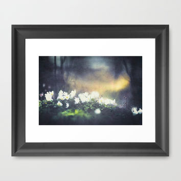 Rugged beauty Framed Art Print by HappyMelvin