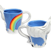 3D Magical Unicorn Coffee Cup Mug