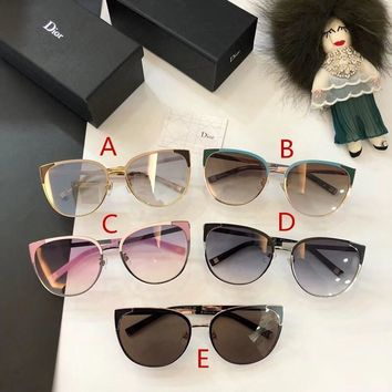 Original DIOR Women Fashion Sunglasses