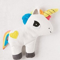 Huggable Heat-Up Unicorn Pillow | Urban Outfitters