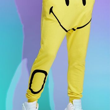 Happiness Smiley Face Sweatpants,