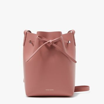 Mansur Gavriel / Mini Bucket in Blush