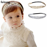 Feitong Baby Haarband Hair band For Baby Girls Headbands Flowers Children Hair Accessories Baby Hairband