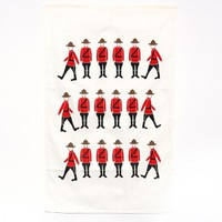 Arborist - Mountie Tea Towel - Under $25 - Gifting