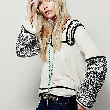 Free People Island Hopper Top