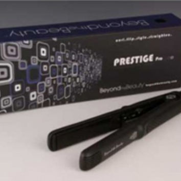 Black- Tourmaline Plate Hair Straightener 1""