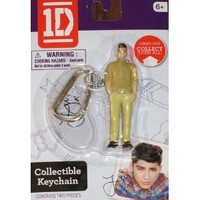 One Direction Collectible Figurine Keychain, Zayn