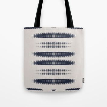 Almost Cozy glitch Tote Bag by duckyb