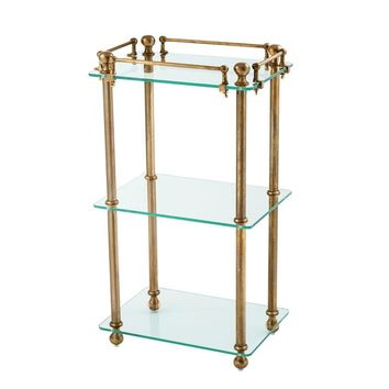 Bathroom Rack | Eichholtz Devon