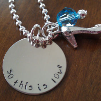 Cinderella - Disney Princess Inspired Necklace