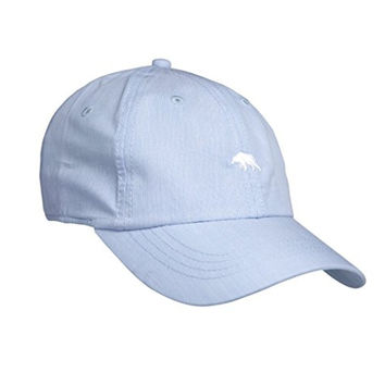 Onward Reserve Men's Pinstripe Logo Hat (Blue)