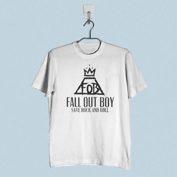 Best fall out boy t shirts products on wanelo for Rock and roll shirt shop