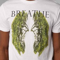 Breathe Tee- White