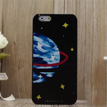Earth Print iPhone 5/5S/6/6S/6 Plus/6S Plus Case