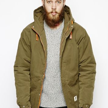Fat Moose Sailor Hooded Jacket