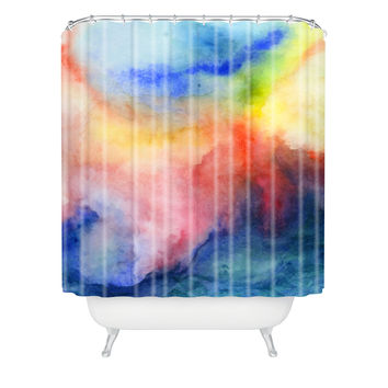 Jacqueline Maldonado Torrent 1 Shower Curtain