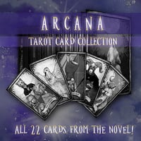 Arcana Tarot Cards - Furry from Thurston Howl Publications