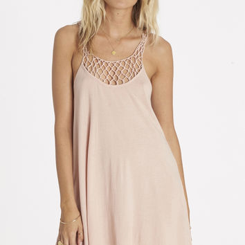 Billabong - Great Views Dress | Rose Dust