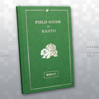 Fangamer - Field Guide to Kanto