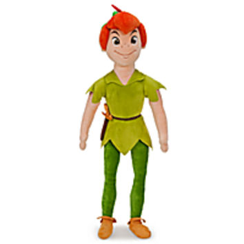 Peter Pan Plush - Medium - 20''
