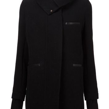 Helmut Lang single breasted coat