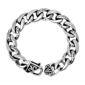 New Arrival Awesome Shiny Stylish Great Deal Gift Hot Sale Style Vintage Titanium Cross Bracelet [6542703363]