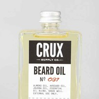Crux Supply Co. Beard Oil