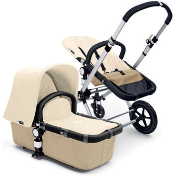 Bugaboo Cameleon Base w/ Portable Bassinet (Sand )