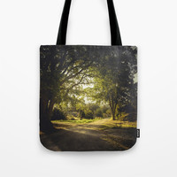 On the road again Tote Bag by HappyMelvin