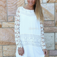 Crochet Daisy 2.0 Dress