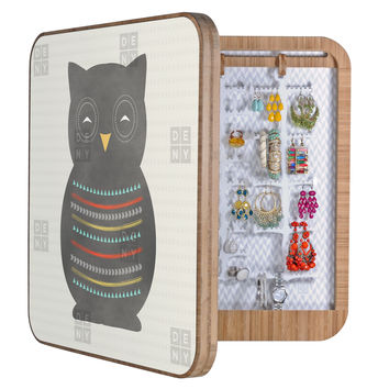 Allyson Johnson Native Owl 2 BlingBox