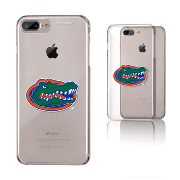 Florida Gators iPhone 6 Plus/7 Plus/8 Plus Clear Case