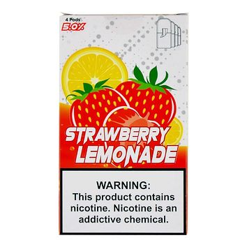 Skol Strawberry Lemonade 4 Pods