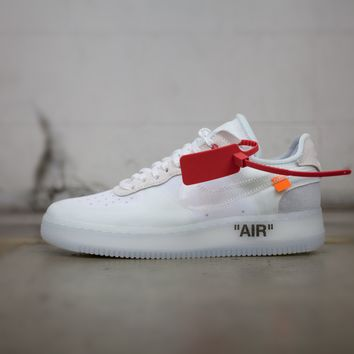 HCXX NIKE AIR FORCE 1 LOW OFF-WHITE