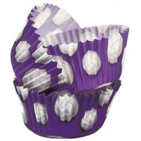 Party Supplies | Volleyball Cupcake Wrappers