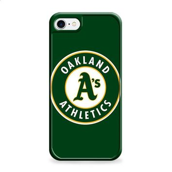 OAKLAND ATHLETICS BASEBALL LOGO GREEN iPhone 6 | iPhone 6S case