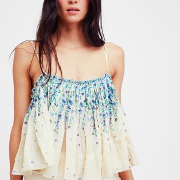 Women's Free People Instant Crush Printed Cami
