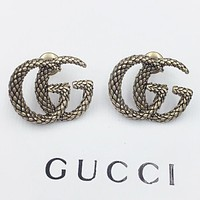 GUCCI Fashion new letter earring women accessory