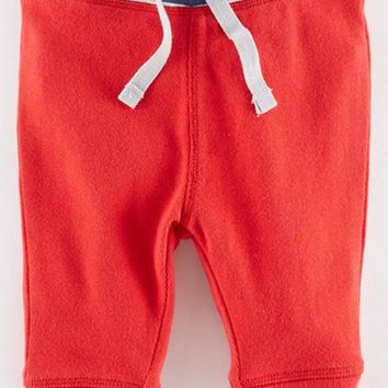 Infant Boy's Mini Boden 'Essential' Cotton Jersey Sweatpants,