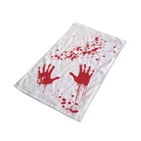 Blood Bath Hand Towel