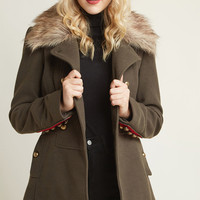 Equally Intriguing Coat